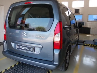 Citroen Berlingo Chiptuning