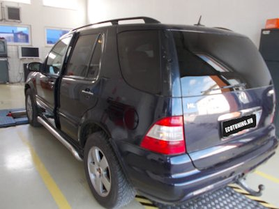 mercedes-ml-w163-chiptuning