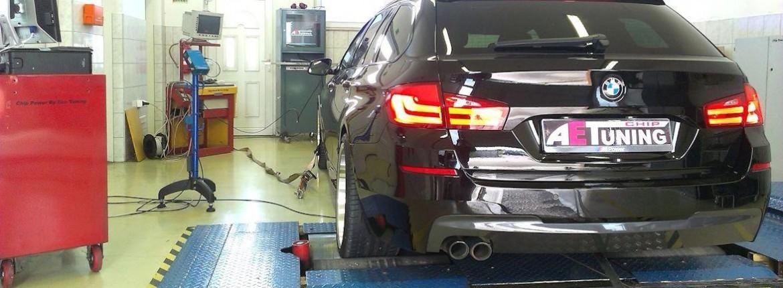 BMW F széria chiptuning