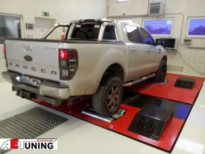 Ford Ranger chiptuning