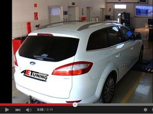 Ford Mondeo 2.0TDCi 115LE Chiptuning