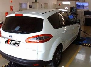 Ford S-Max 115LE Chiptuning