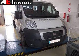 Fiat 2.3Multijet chiptuning