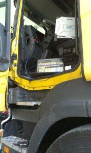 Scania R420 Kamion optimalizálása OBD csatlakozón kersztül