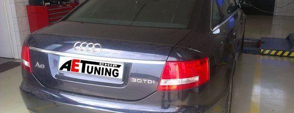 Audi A6 3.0TDI 224LE Chiptuning