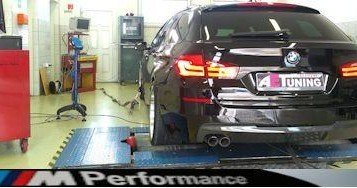 BMW F11 Chiptuning