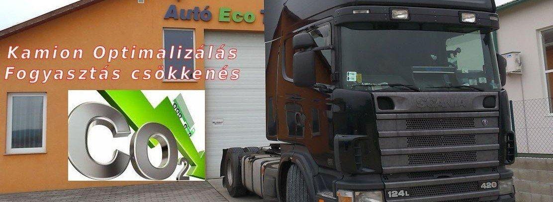 Kamion Optimalizálás