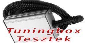 Tuningbox működése, tesztek, tapasztalatok