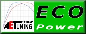 ECO optimalizált teljesítmény