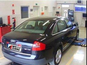 Audi A6 1.9TDI 110LE AET Chiptuning