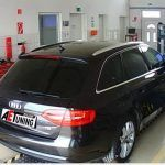 Audi A4 2.0TDI CR 120LE Chiptuning DYNO OPTimalizálás