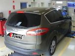 Ford S-max Chiptuning DYNO