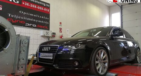 Audi chiptuning teljesítménymérés dyno dynoproject chiptuning vélemények chiptuning ajánlás chip tuning javaslat