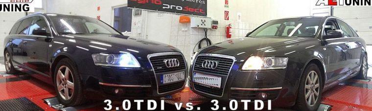Ugyanaz az autó ugyanaz a beállítás teljesítménymérés DYNO fékpadon