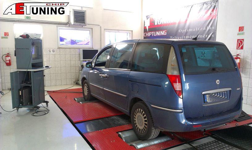 Lancia Chip tuning