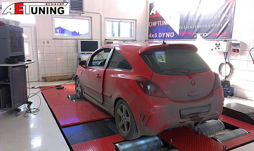 Opel OPC Chiptuning