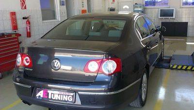 VW passat teljesítménymérés nélküli tuningja