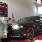 Audi A5 3.0TDI 245LE Chip Tuning Optimalizálás