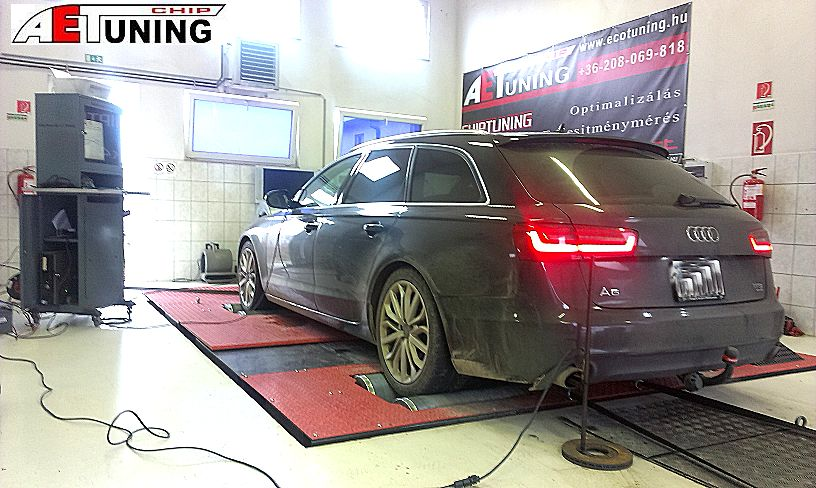 Audi A6 4G 3.0TFSI 300LE ChipTuning