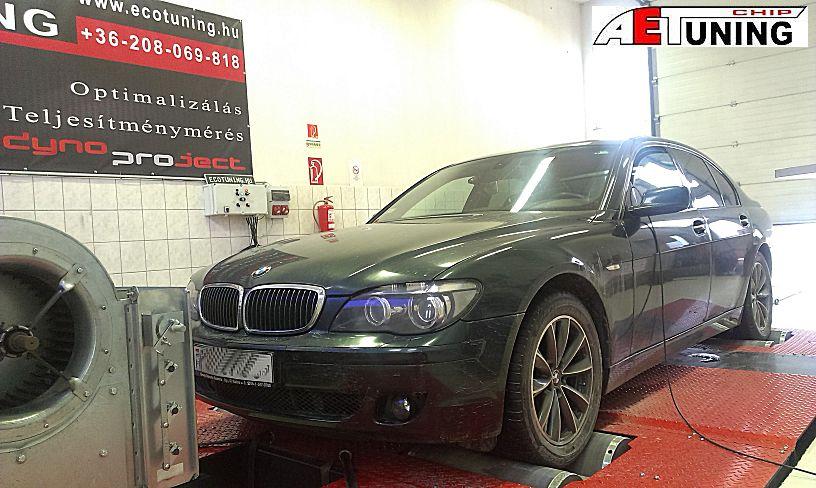 BMW 745D 330LE Chiptuning