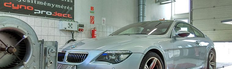 BMW M6 507HP CHIP