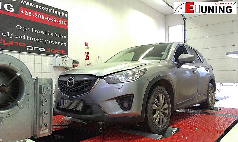 Mazda CX-5 2.2 Skyactive D 150LE Optimalizálás