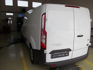 ford transit custom chiptuning