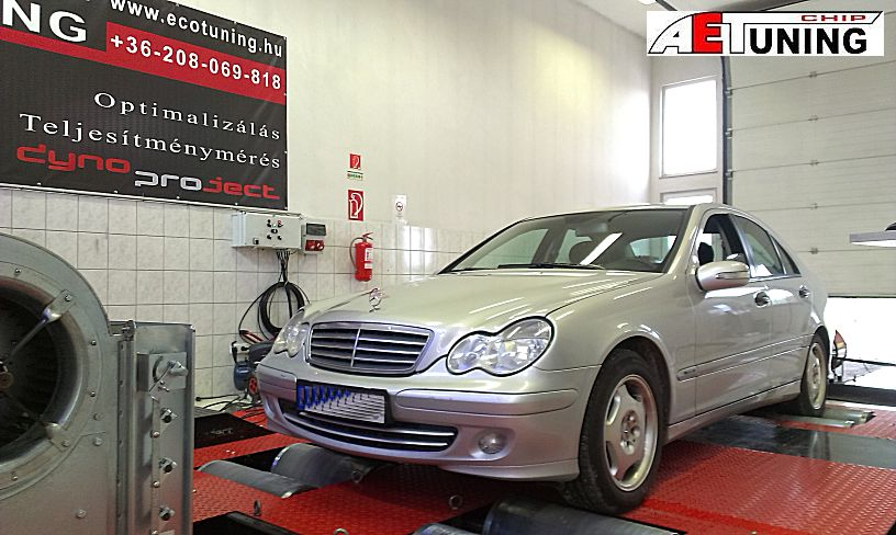 merceddes-c200-tuning
