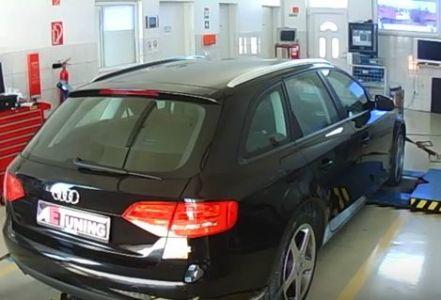 Audi A4 2-0tdicr 143le Chiptuning