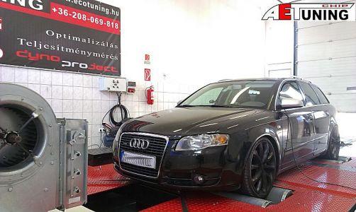 Audi A4 Quattro Chiptuning