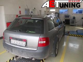 Audi A6 2-5tdi Chiptuning