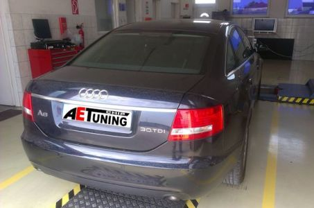 Audi A6 3-0tdi 224le Chiptuning