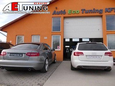 Audi A6 C7 Chiptuning