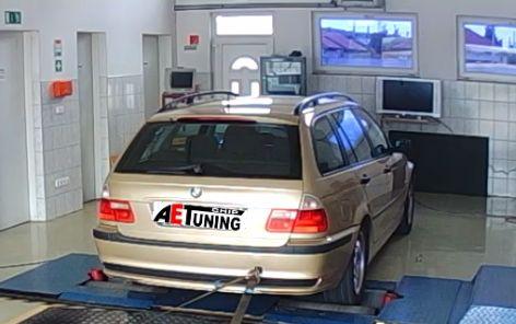 Bmw-e46-320d Chiptuning
