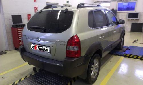 Hyundai Tucson Chiptuning Dsc001