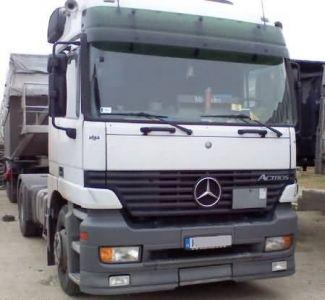 Mercedes-actros