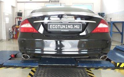 Mercedes Cls Chiptuning