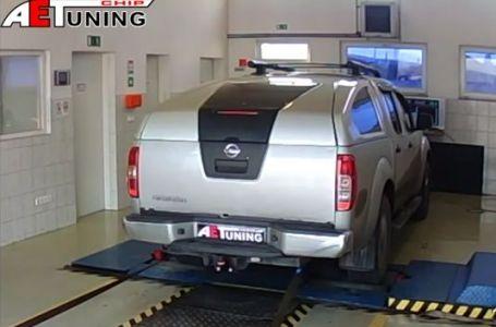 Nissan Navara Chip-tuning-ecotuning