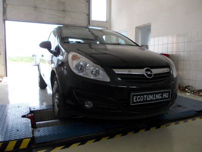 Opel-corsa-d-chiptuning-teljesitmenymeres