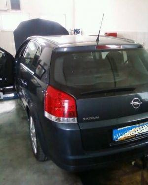 Opel-signum Chiptuning-teljesitmenymeres