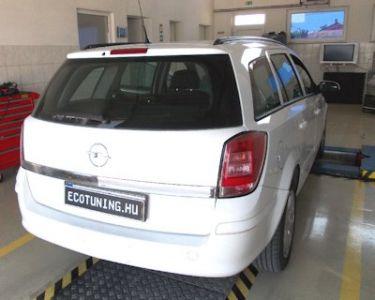 Opel Astra Chiptuning Fogyasztascsokkentes