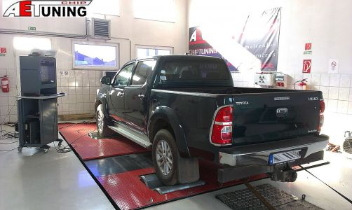 Toyota Hilux Csip Tuning Aet Chip Dynoporject Tat