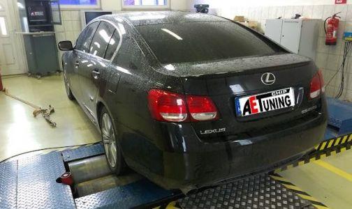 Toyota Lexus Chiptuning Obd Csatlakozon