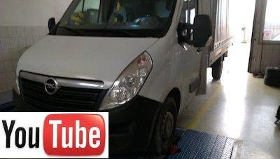 Opel Movano 2.3DCI Chiptuning