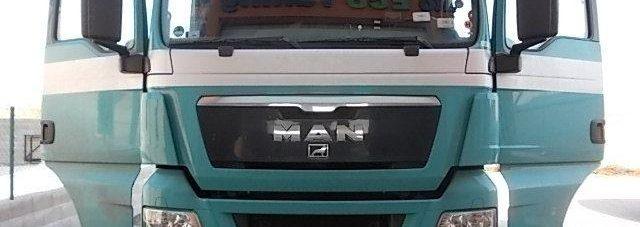 M.A.N TGX 400 Le kamion fogyasztás csökkentés