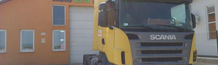 Scania R420 Fogyasztás csökkentés
