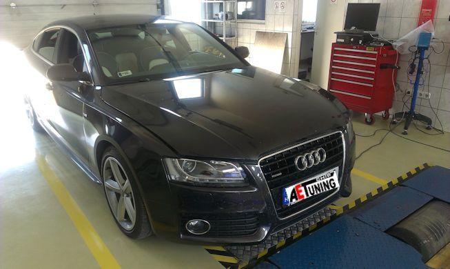 Audi-A5-3.0TDI-240LE-Chip-Tuning