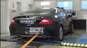 Mercedes CLS 320CDI 224LE Chiptuning