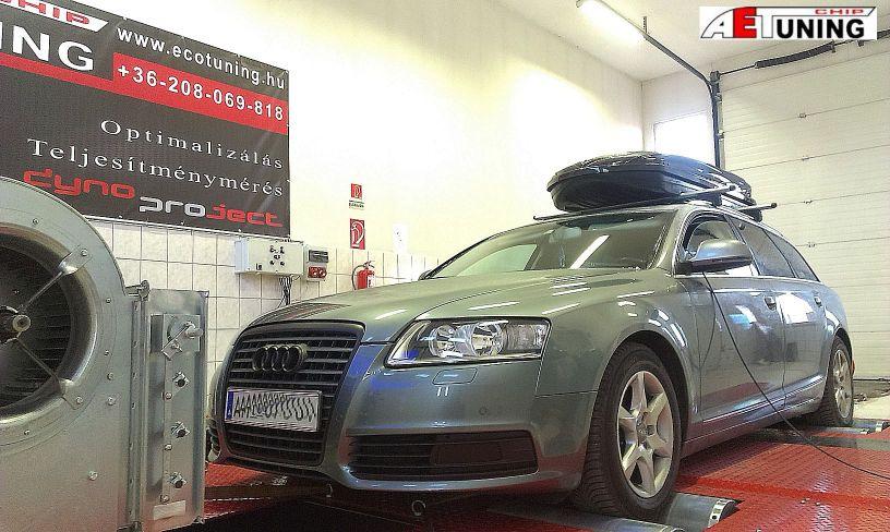 Audi_A6_2.0CRTDI_136LE_Chiptuning_dyno