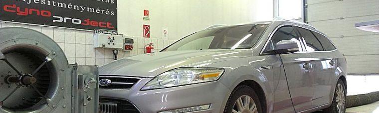 Ford Mondeo 2.0TDCI 163LE Optimalizálás